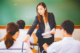 Tuition teacher tutor required