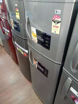 Double Door Fridge and Washing Machine And Best 5year Warranty