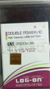 baterai vivo Y21 Doble power
