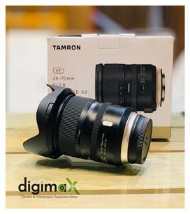 Tamron 24-70 F2.8G2 for canon mount
