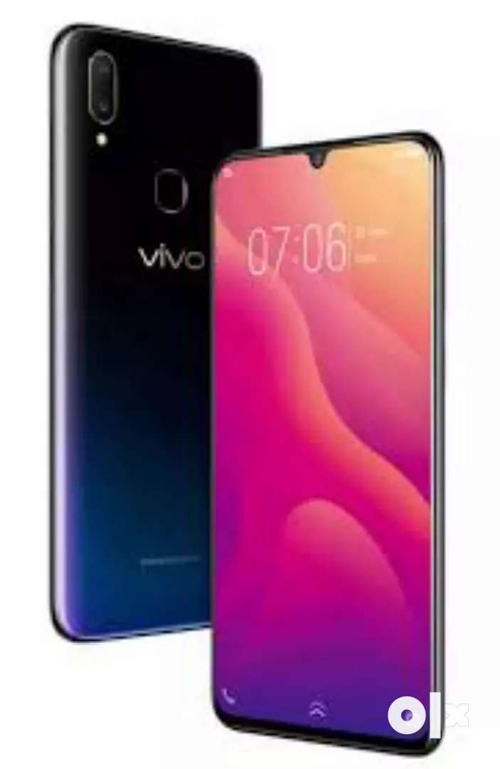Vivo v11 6gb nd 64gb if anyone interested call me 0