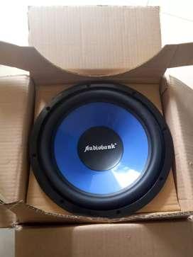 Sub Subwofer subwoofer Audio Bank