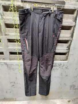 Celana Trekking Outdoor Impor Black North size 32