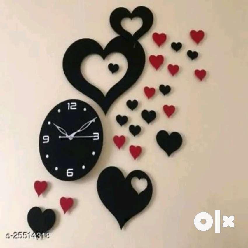 ***Fancy Wall Clock's***