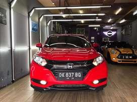 Honda HRV E 2015 AT Merah Aslibali Super Istimewa TT Yaris Jazz Swift