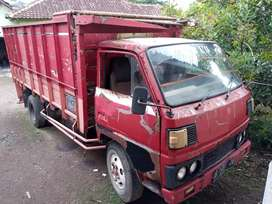 Mitsubishi Colt Diesel Th 1987