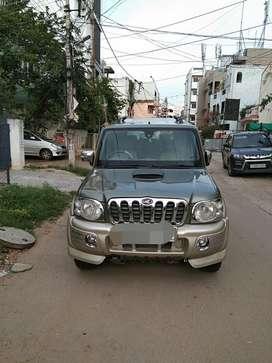 Mahindra Scorpio VLX BS III, 2008, Diesel