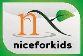 Lowongan Customer Support Online Niceforkids