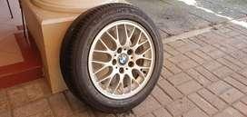 velg R16 + ban michelin  BMW e46 325 original