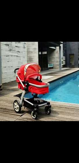 Jual Stroller Babydoes Model Terbaru Keren Kokoh Kekar