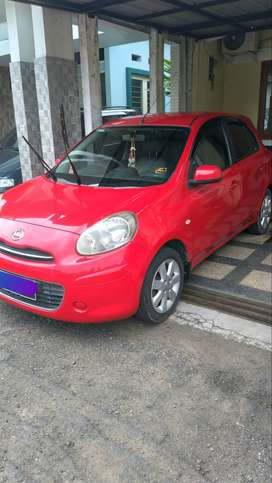 Nisan March 2011 Automatic 1200cc
