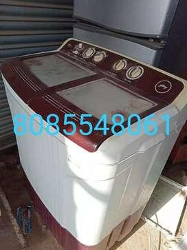Washing machine running condition