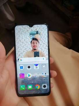 Oppo F9 with warranty 5 months