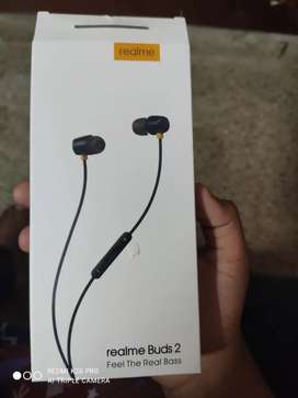 Realme buds 2 very good sound quality 2 days old