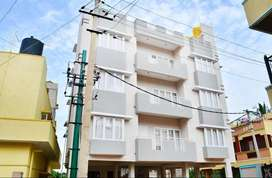 3 BHK Fully Furnished Flat for rent  Whitefield for boys,Girl, family