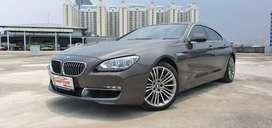BMW 640i Gran Coupe 2014 nik 2013 ATPM  22rb KM record Havana Brown