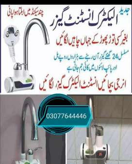Instant water heater electronic