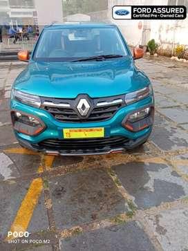 Renault KWID Climber 1.0 AMT Opt, 2019, Petrol