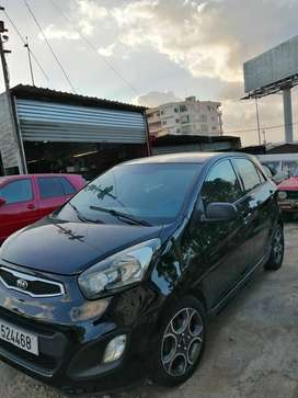 Kia Picanto on easy EMI process 20%D.p One Step Solution Pvt Ltd