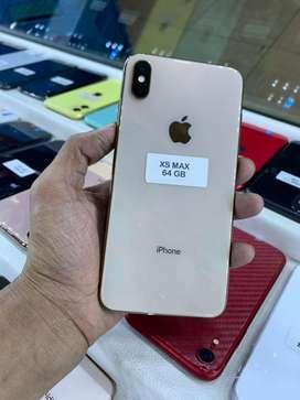 iphone xs max gold 64gb full set