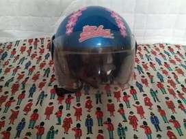 Jual helm anak jarang dipake