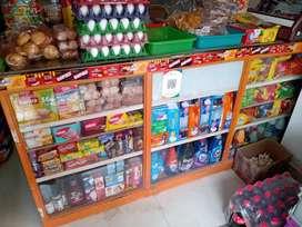 Display rack for shop
