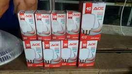Lampu LED ace  5 Watt.7 watt.9 watt.12 watt.15 watt.18 watt