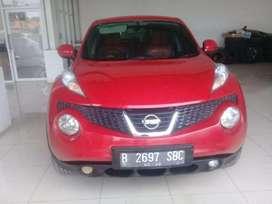 Nissan Juke RX 2012 matic
