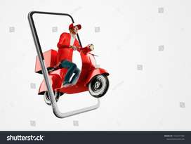 (Chennai-Mogapire) Bike Delivery Executive
