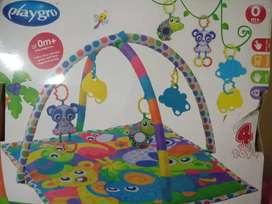 Baby gym playgro