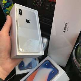 Apple I Phone X 64GB UPTO 256GB Are Available on 25% off spacial Offer