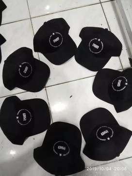 Topi custom pria wanita