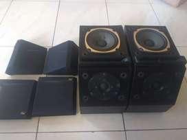 Speaker Sony SS 505 AV