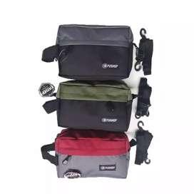 Tas pushop/tas waistbag/tas selempang/hand bag/tas pria/tas kuliah