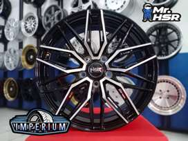 velg mobil ring 17 for Xpander, Innova, Rush, Terios, Hrv, Accord