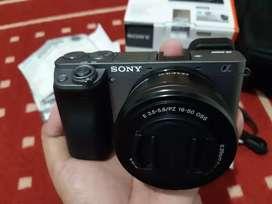 Sony a6000 Silver Kaya Hanyar