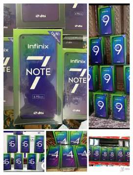 Infinix Hot 8 4GB /64GB