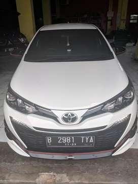 Over Kredit Toyota Yaris trd sportivo