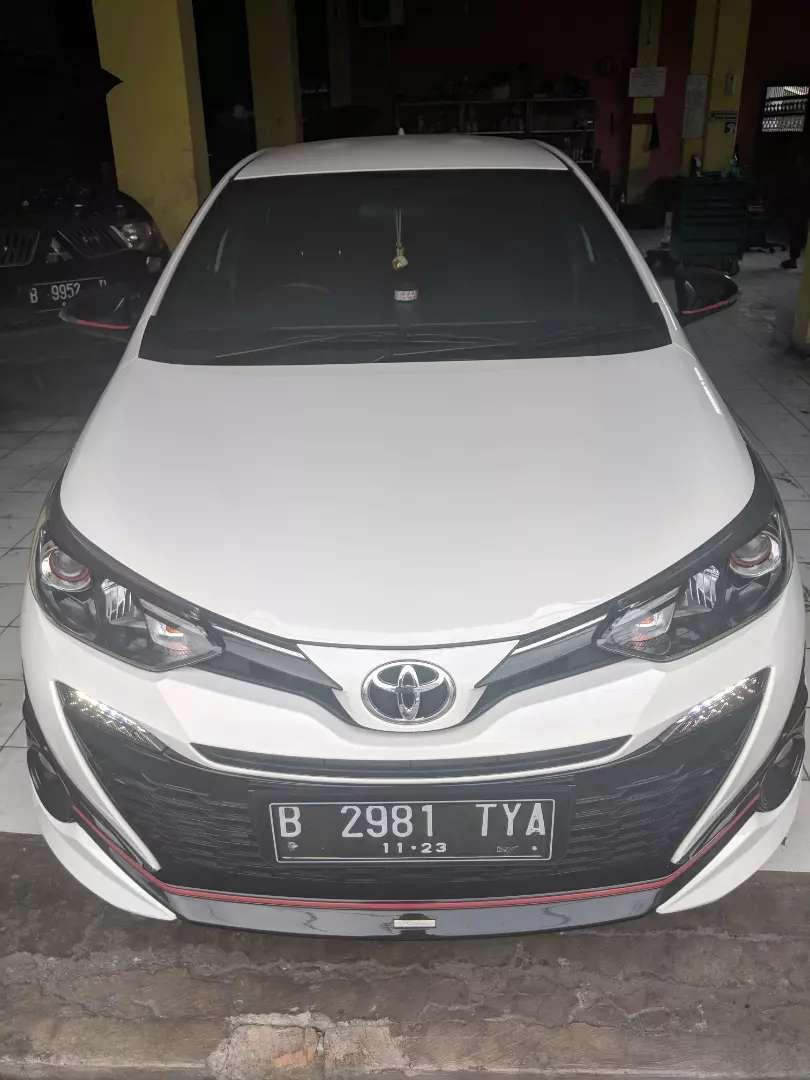 Over Kredit Toyota Yaris trd sportivo 0