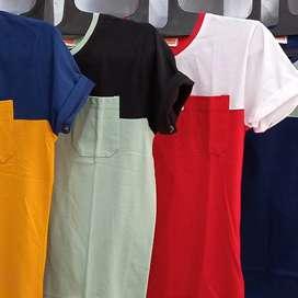 T shirt half sleeve