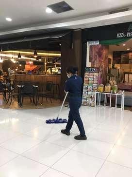 Mop, lobby duster, Kain micro fiber, untuk hotel, rumah sakit, dll