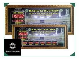 Jual Jam Digital Masjid Banjarbaru Kota