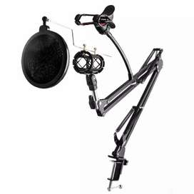 microphone stand full set NB-35-holder 360  lazypod with clamp