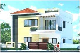 2 Bds - 2 Ba - 900 ft2 New Independent Houses Are Available In Malakpe