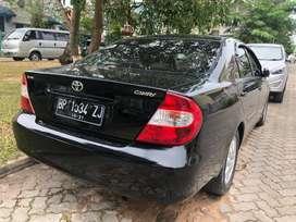 Toyota camry th 2004 black