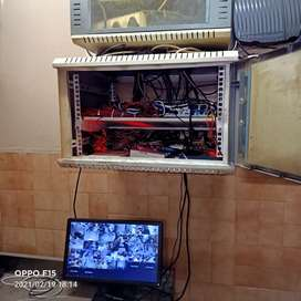 AC and cctv camera installation and service