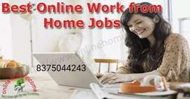 Wanted candidates for data entry job and link uploading job