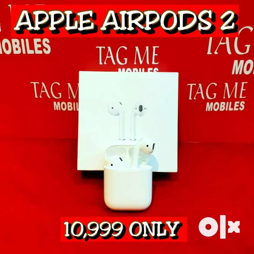 TAG ME APPLE AIR PODS 2 0