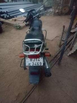 Urgent sell my new splender i3s bike