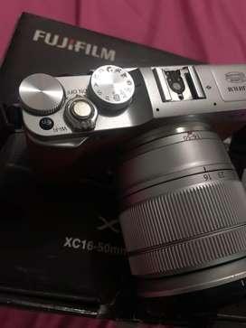 Fujifilm xa2 mirrorless